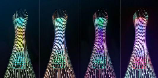 欧普照明心灯永驻产品闪耀2018中国灯都(古镇)国际灯光节振动磨机
